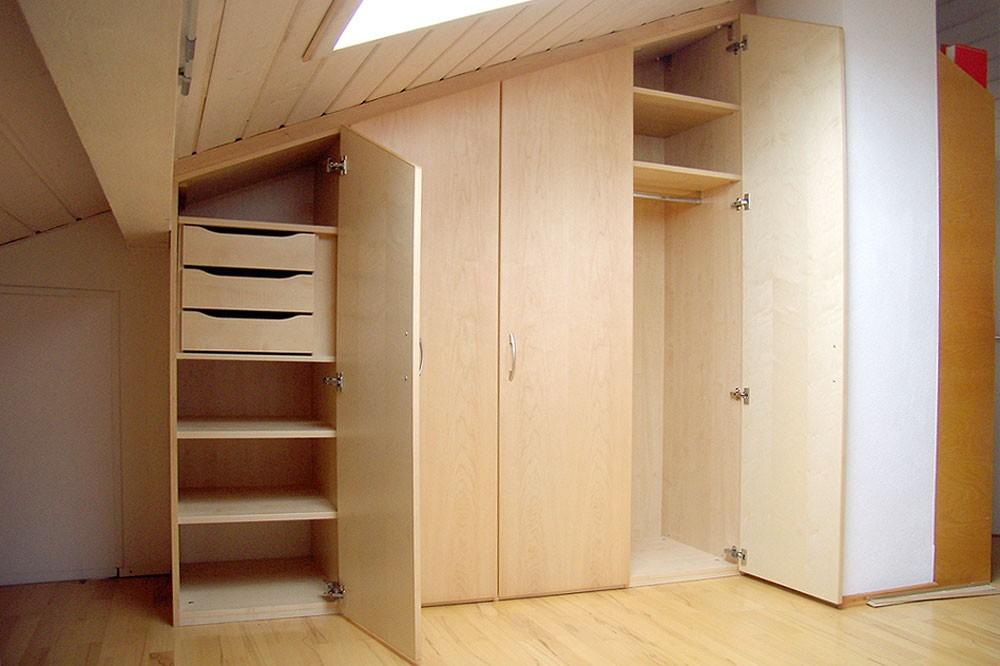 Planung Ihrer Schränke und Möbel nach Maß