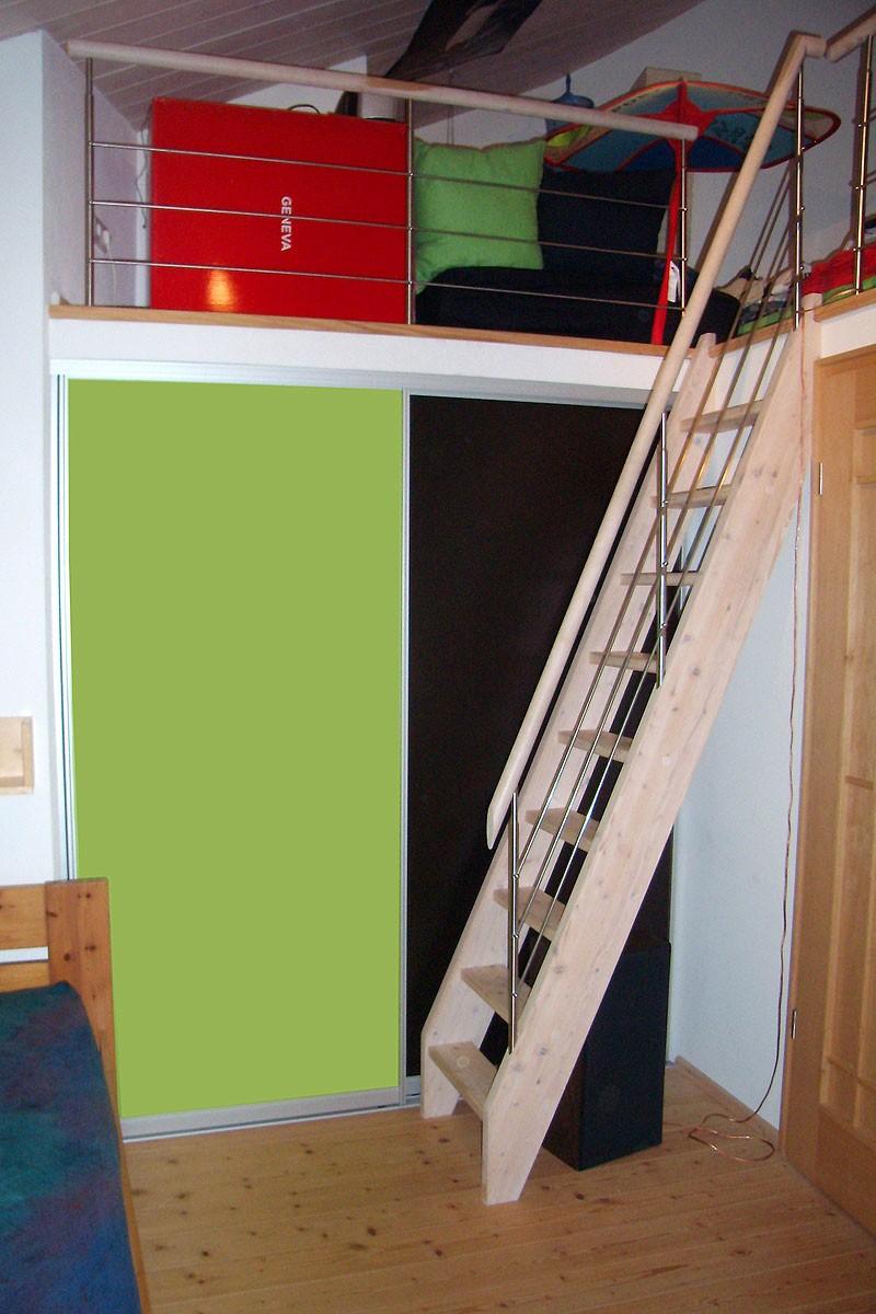 Maßgefertigte Lösungen für individuelle Kinderzimmer und Jugendzimmer