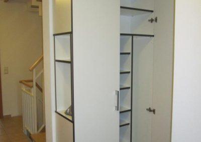 Garderobe mit Nische für Telefon, Rosenheim
