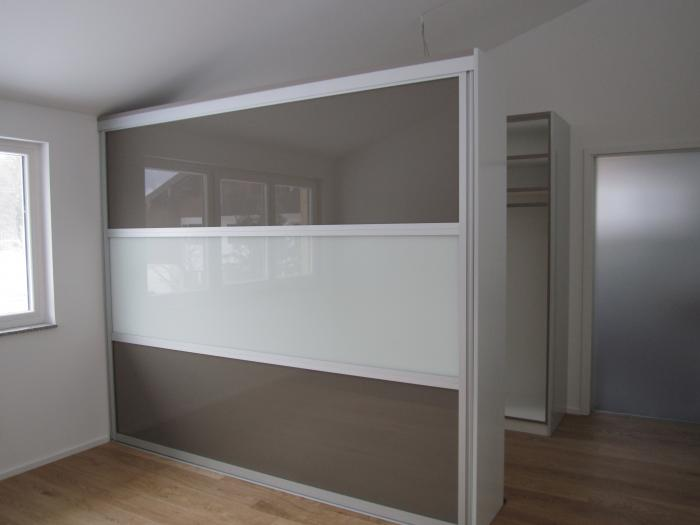 Raumteiler, Schiebetüren, Gleittüren   Optimal Schränke nach Maß in ...