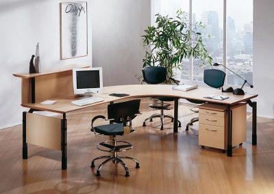 Büromöbel, Empfangsmöbel und Praxismöbel in Edling